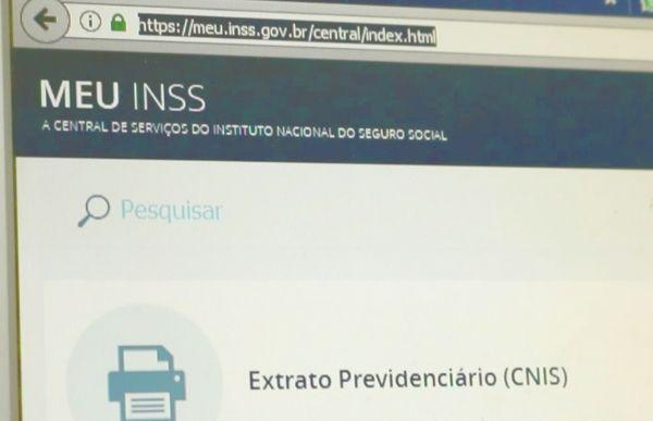 Como funciona o portal Meu INSS